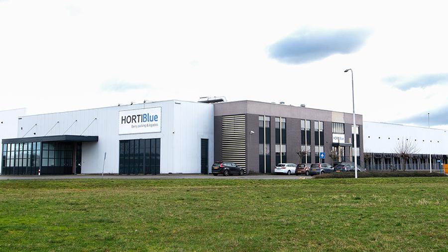 Hortiblue Office in Venlo