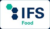 IFS Food Certificate logo